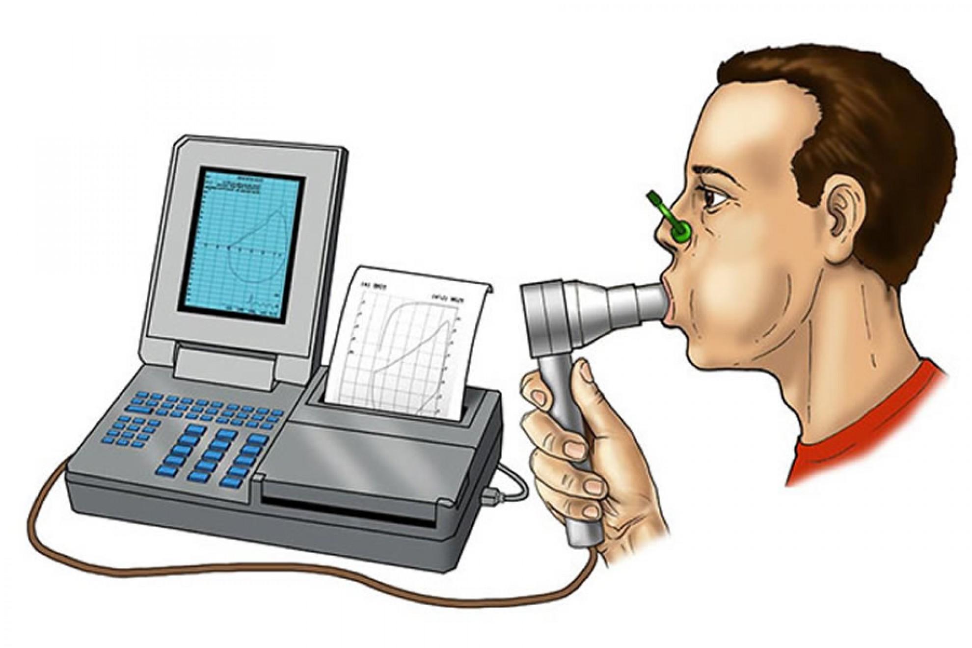 Spirometria semplice e reversibilità